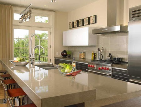 Home Design Decorating Marble Kitchen Countertops Sale