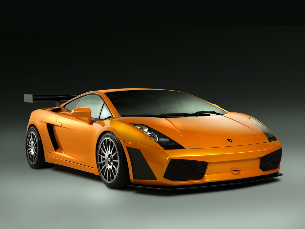 Gallardo LP560-4 Spyder 1