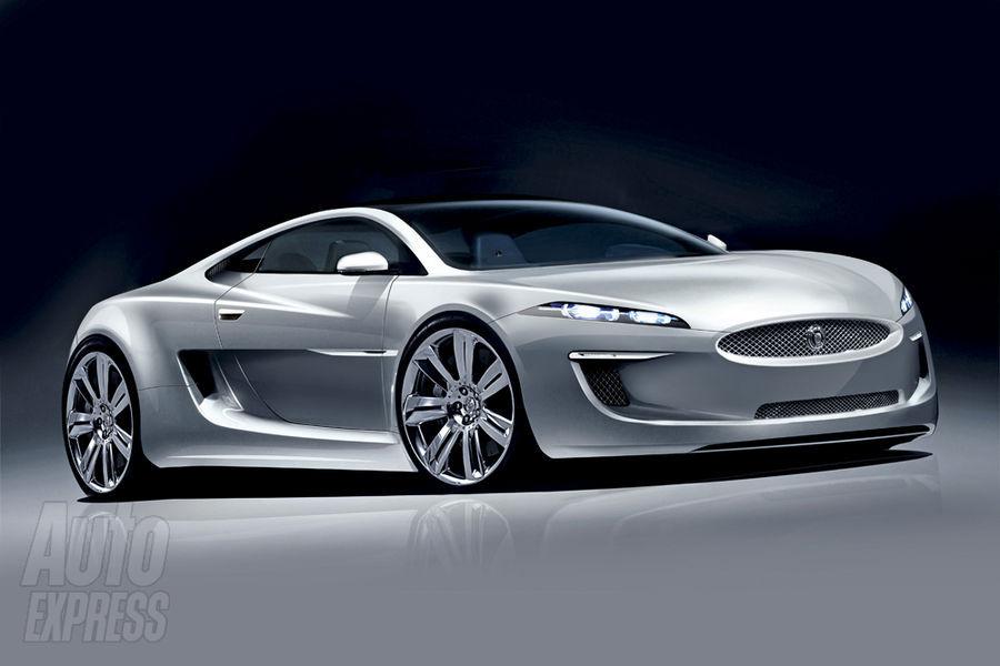Jaguar XE Roadster F Type Concept 2011