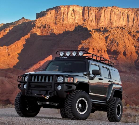 2011 Hummer H3 Moab