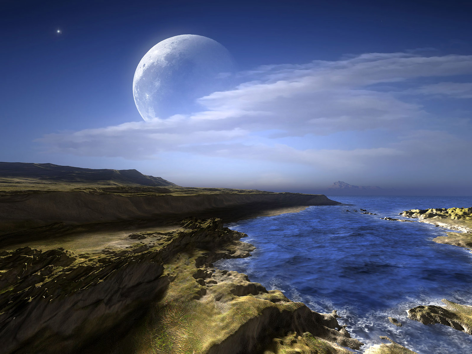 landscapes of planets like earth - photo #8