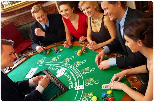 Colección de 13 imágenes dedicadas a los casinos