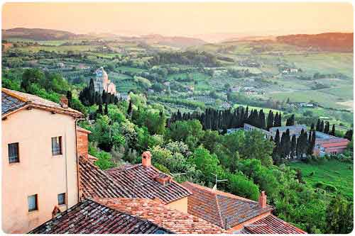 Paisajes de Italia (32 fotografías de escenarios naturales)