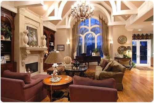 Diseño de interiores sala, cocina, recámaras (300 fotos)