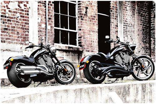15 fotografías de motocicletas ( varias marcas y modelos)
