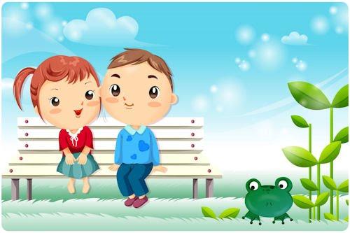 Dibujos vectoriales o ilustraciones de amor (39 imágenes)