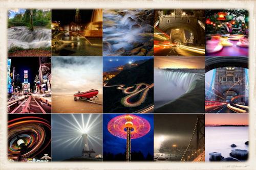 45 fotografías lindas con larga exposición by Noupe