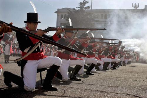 Bicentenario de Argentina Mayo 2010