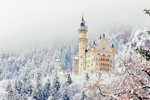 Bonita colección de paisajes fantásticos, pero reales