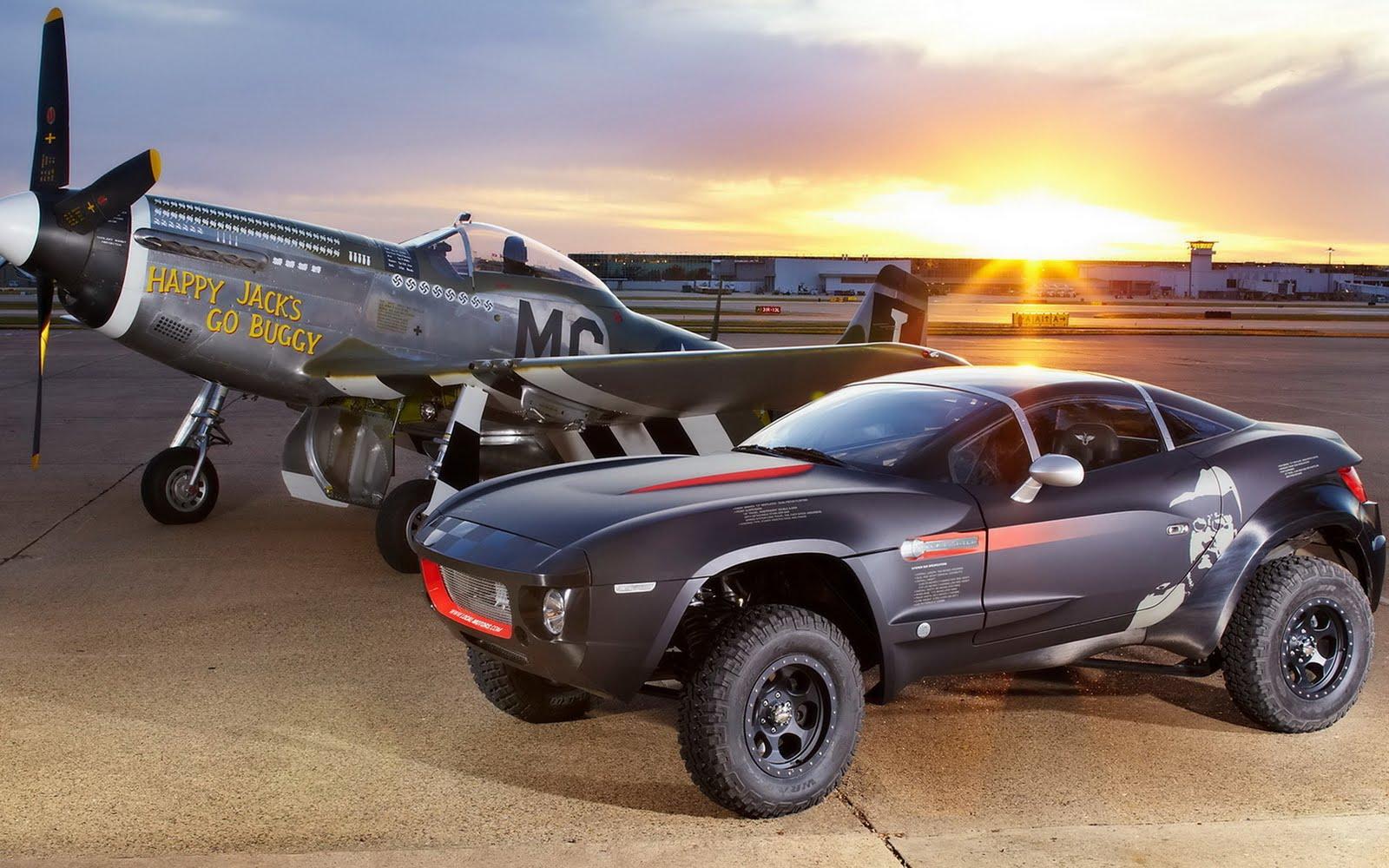 10 fotos de autos y dos chicas muy lindas 10 fotos de for Local motors rally fighter for sale