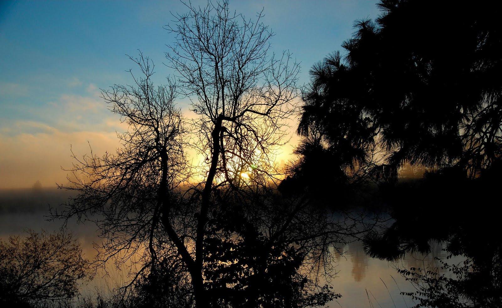 Atardecer y amanecer (Imagenes Sorprendentes)