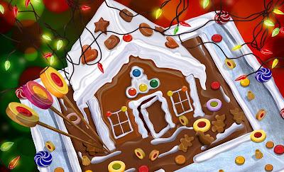 Wallpapers para Navidad y Fin de Año II (12 elementos)