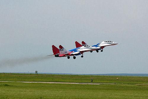 Aviones supersónicos V (7 imágenes para recordar)