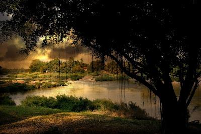 Del crepúsculo al amanecer V (Imágenes Fantásticas)