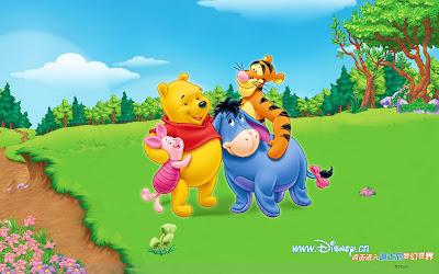 Wallpapers de Winnie Pooh by Disney