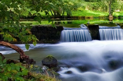 Tributo a nuestro planeta I (7 paisajes naturales)