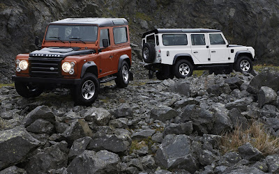 Autos Land Rover Land Rover 4x4 Vehicles