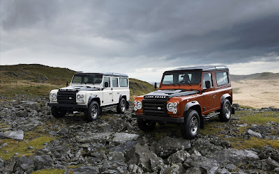 Autos Land Rover Land Rover 4x4 Vehicles