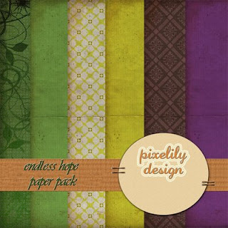 http://pixelilydesigns.blogspot.com/2009/05/endless-hope-paper-pack-freebies.html