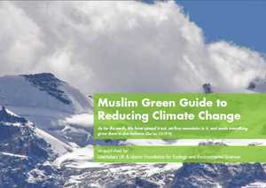 cover of the Muslim Green guide