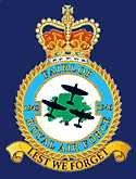 Fairlop RAF badge