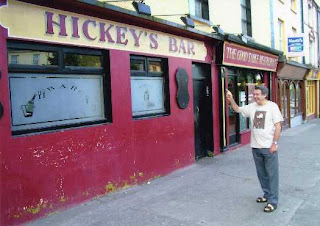 Hickey's Bar in Ireland
