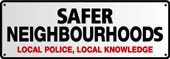 Safer neigbourhoods logo