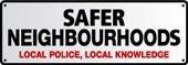 Safer neigbourhoods logo