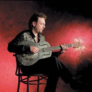 Marc Lelangue en concert à Tunis
