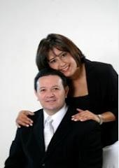 Fernando Ortiz y su Esposa