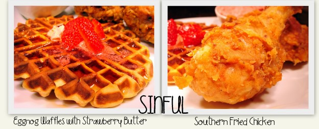 Melba Wilson's Southern Fried Chicken And Eggnog Waffles Recipes ...