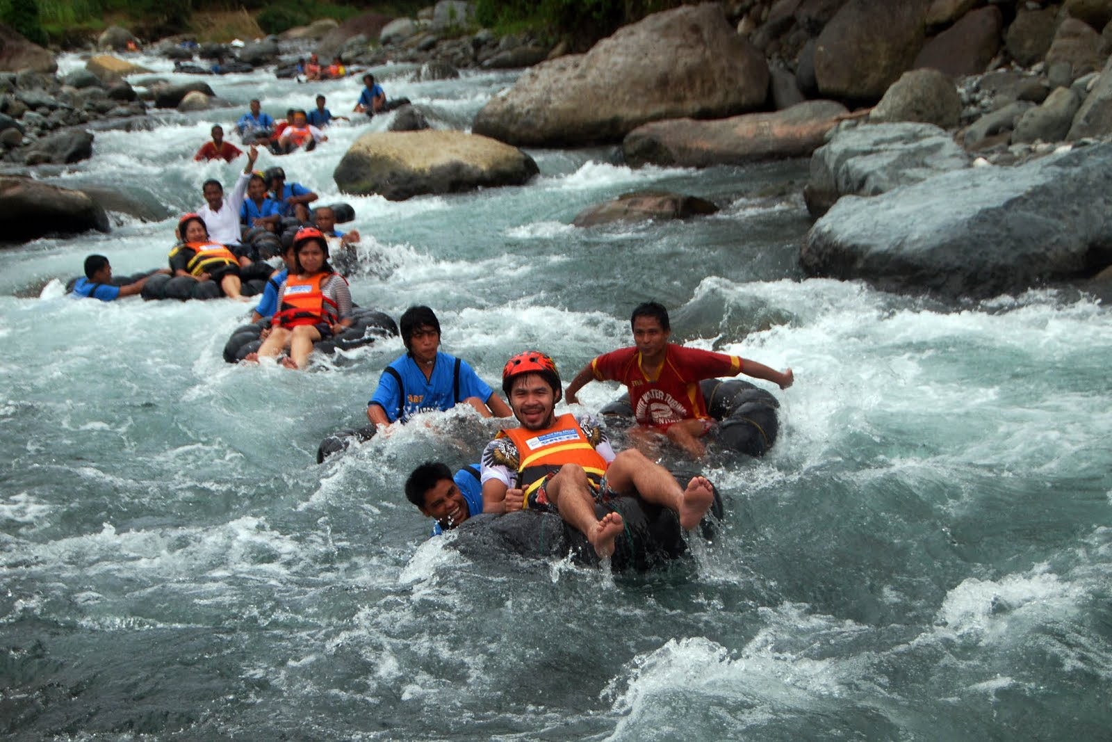 Tubing in Maitum Sarangani