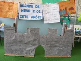 O castelo de papelão