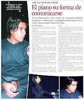 III Festival y Academia Internacional de Piano en Reynosa