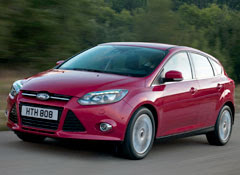 Ford focus pricing in US