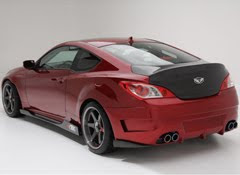 ARK Genesis coupe 3.8L