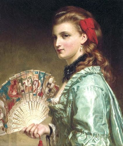 [Frank-Dicksee-Portrait_of_a_lady_half-length_with_an_ivory_fan.jpg]