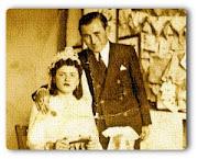 Torunlarından Fatma ve Eşi Cemal Ünlütürk