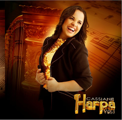 Download CD Cassiane   Harpa Vol. 1