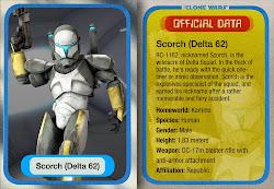 """Delta-62 """"Scorch"""""""