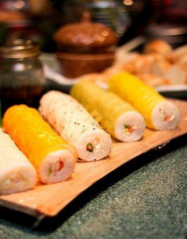 Robin's Sushi Roll