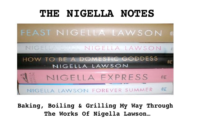 The Nigella Notes