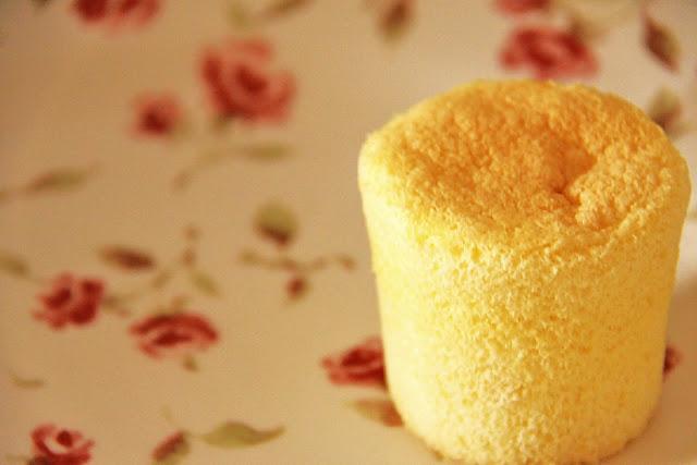 Long Life Sponge Cake Recipe