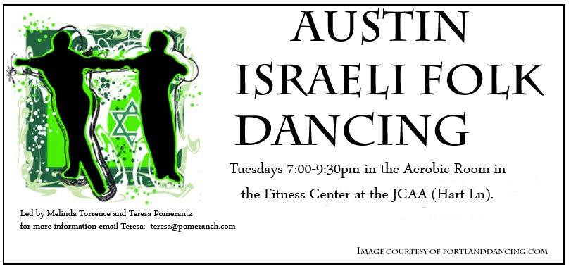 Israeli Folk Dancing Austin