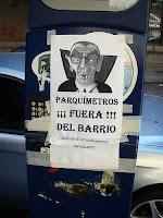 Visita del alcalde a Carabanchel Alto
