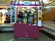 Kiosk Madu Pak Haji Di Plaza Angsana,JB