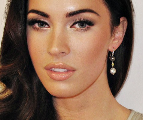 megan fox makeup looks. Makeup Crush: Megan Fox