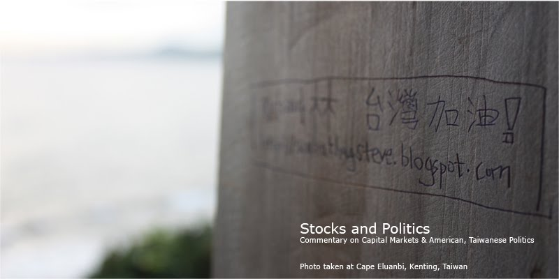 Stocks and Politics