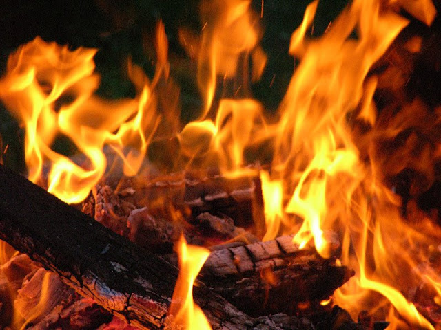 discovery of fire - photo #11