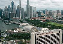 Singapore info on City view